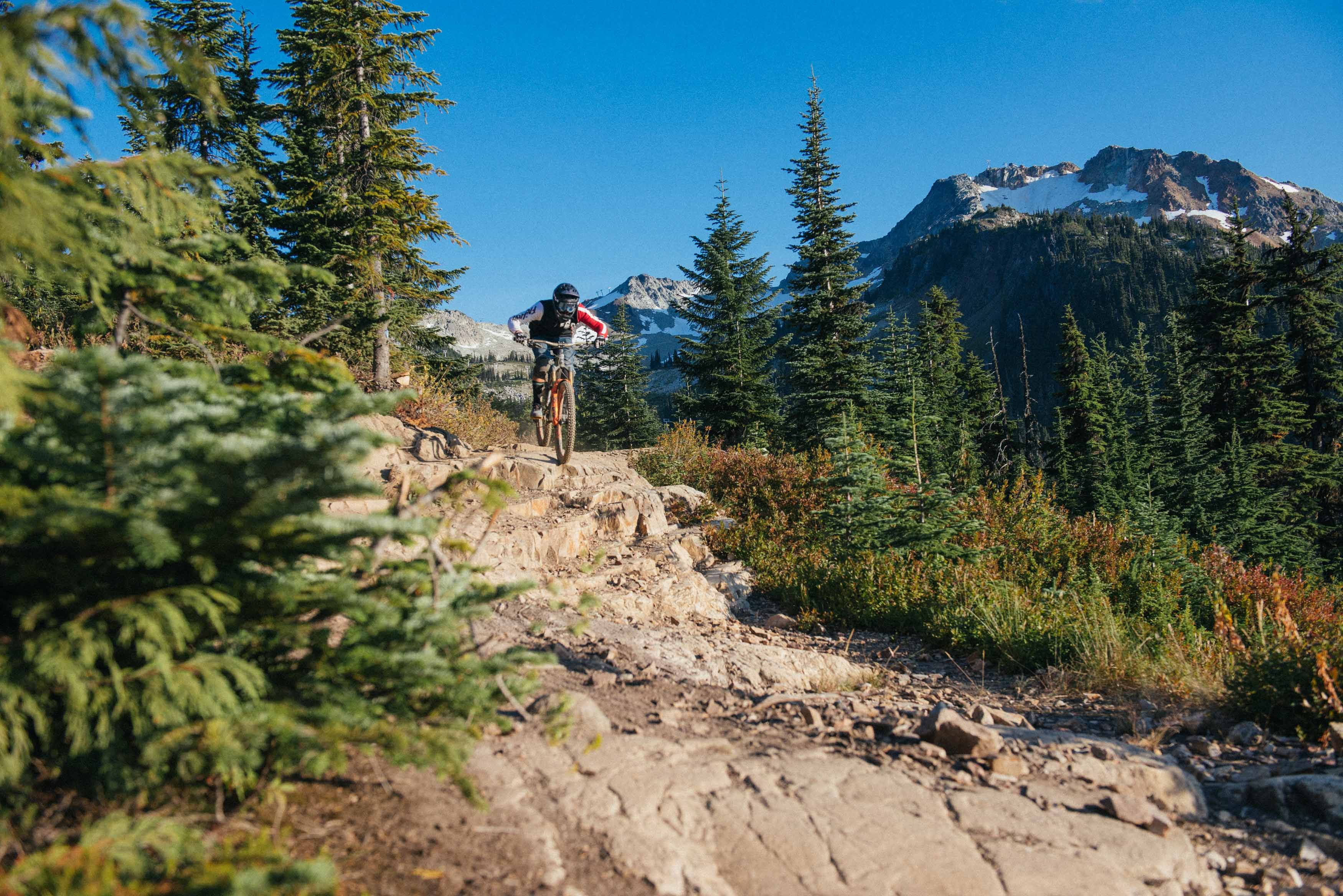 Crankworx with a side of riding