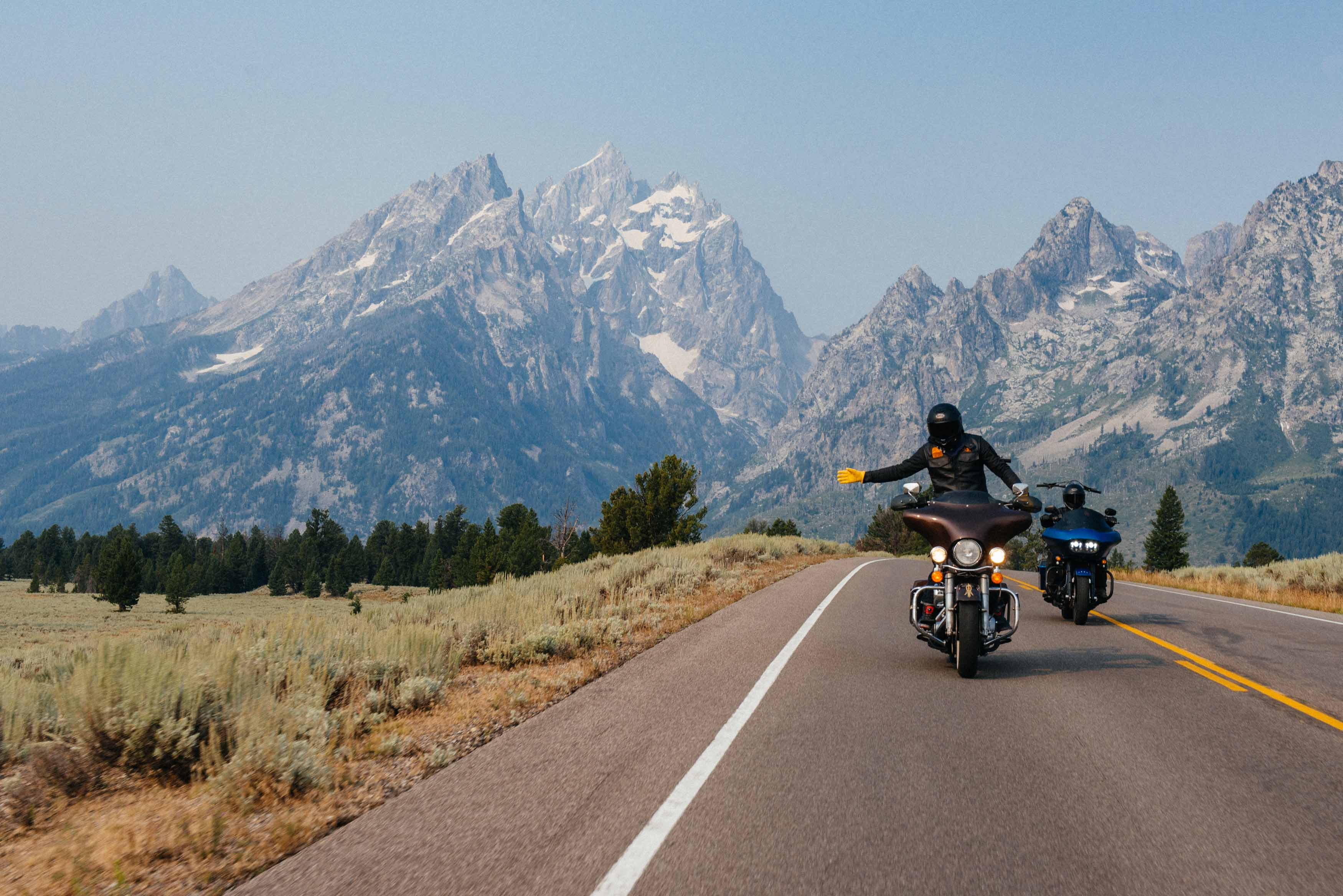 Bikes on Bikes: Roadtripping to Sturgis and Crankworx - The