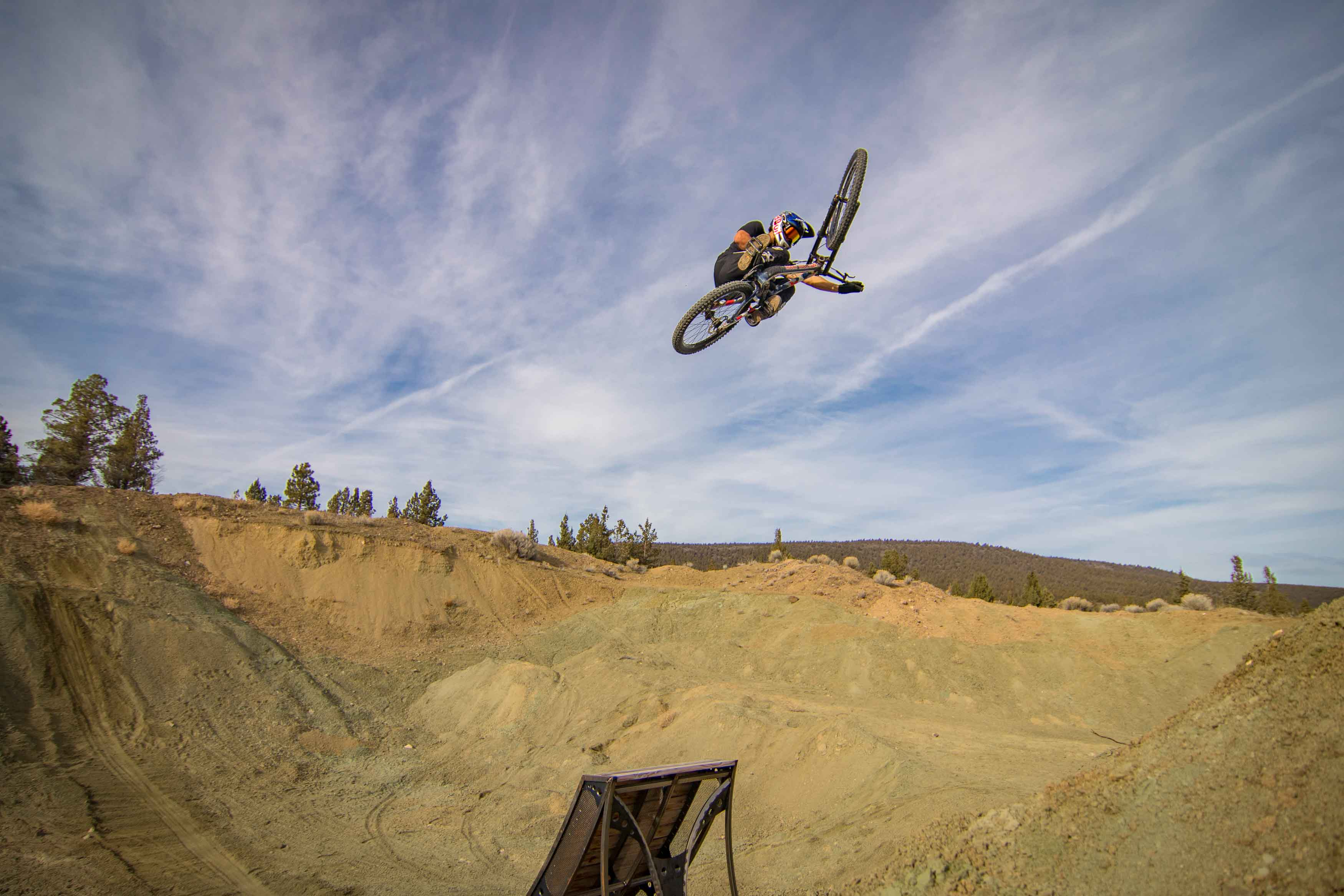 Carson Storch out at Black Sage