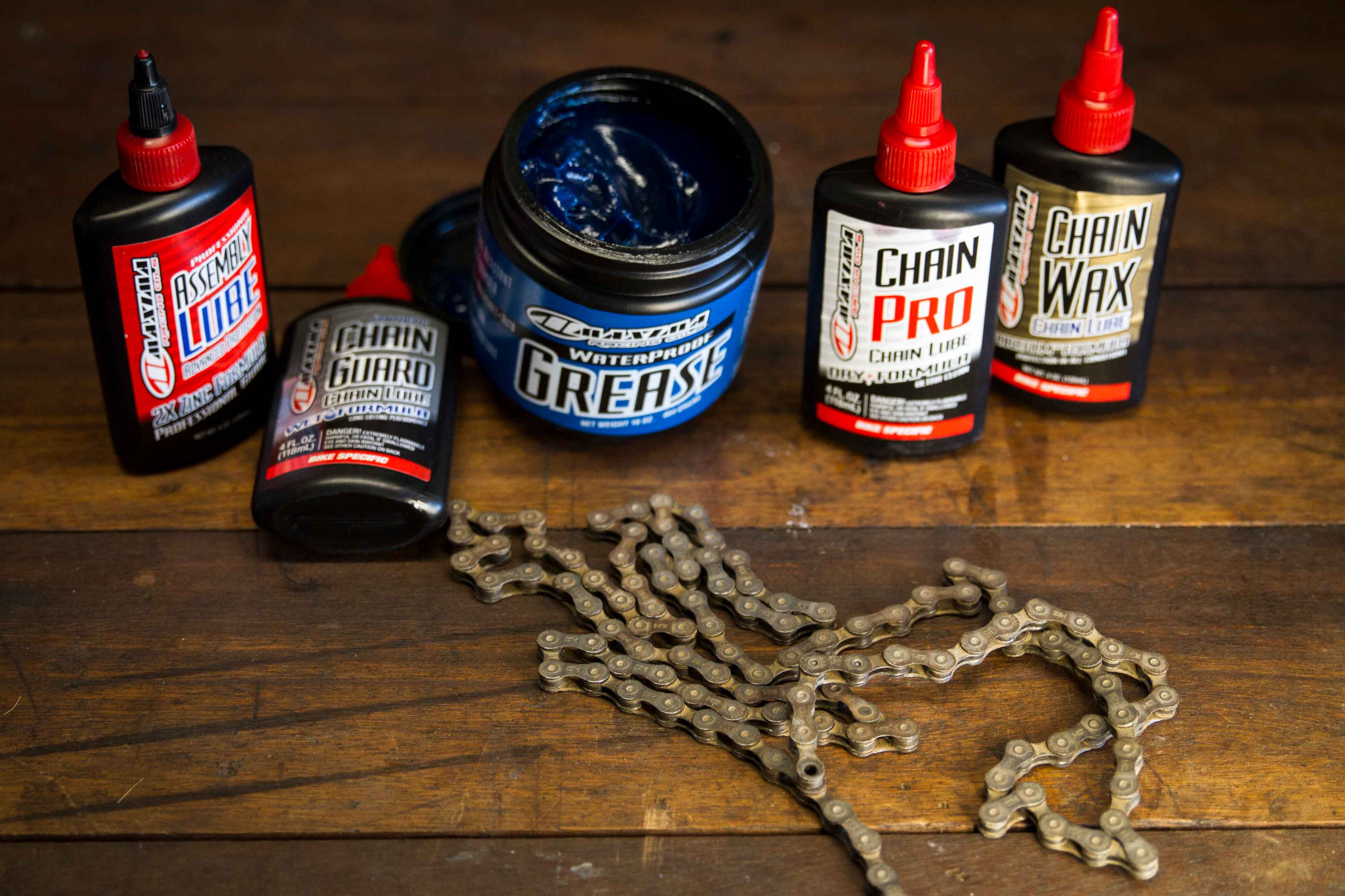 Maxima lubricants Best Gifts for Mountain Bikers