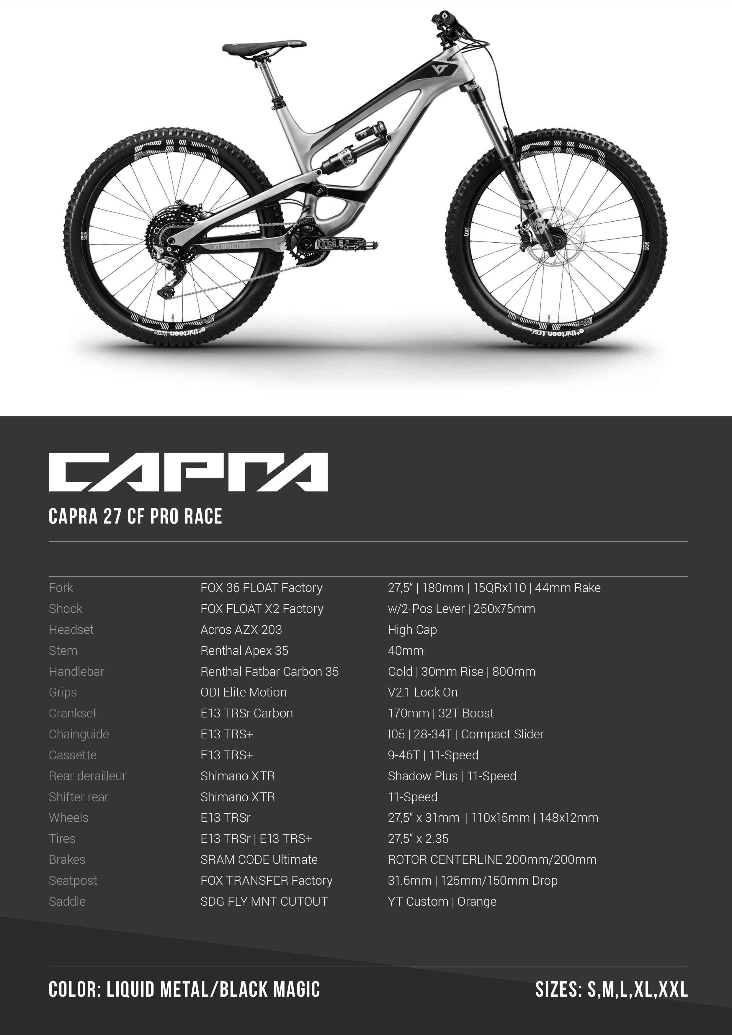 First Ride: The 2018 YT Capra 27 5 and 29  The Goat Returns