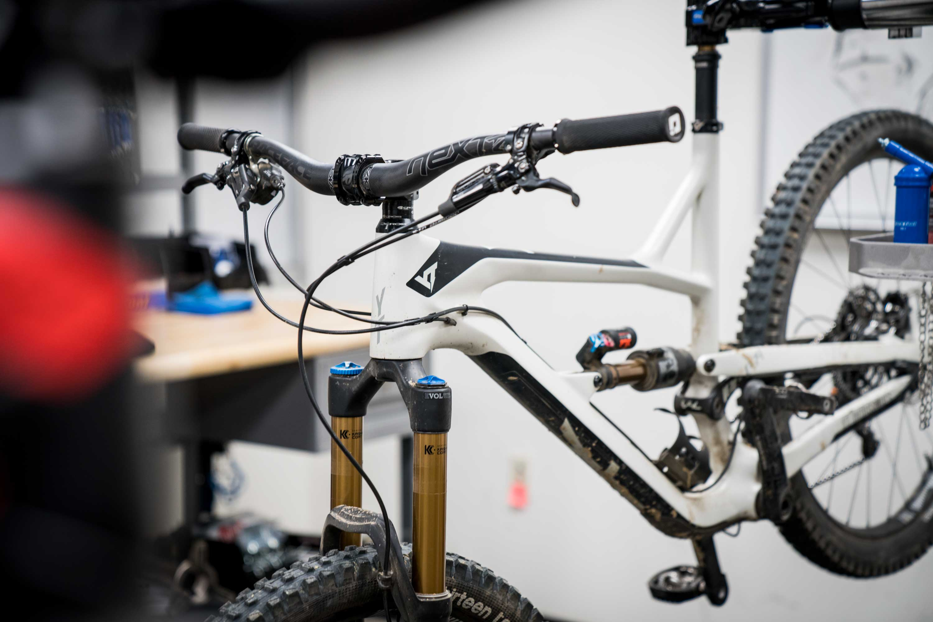 San Diego Visit: Commencal SoCal HQ