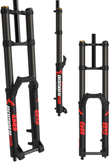 Marzocchi 2019 Product Lineup: Bomber Z1 and Bomber 58 - The