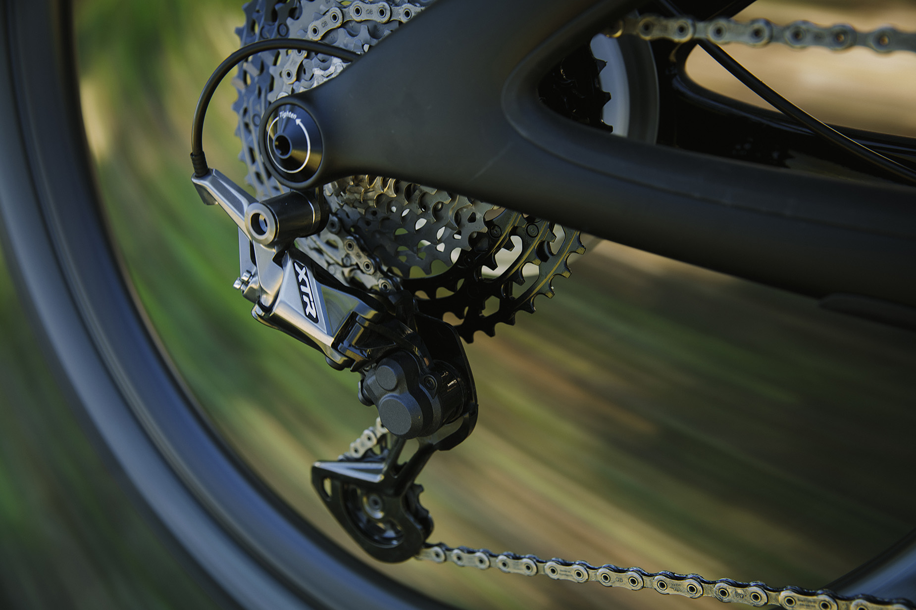 First Ride Review: Shimano XTR 9100 12-Speed Drivetrain  Is