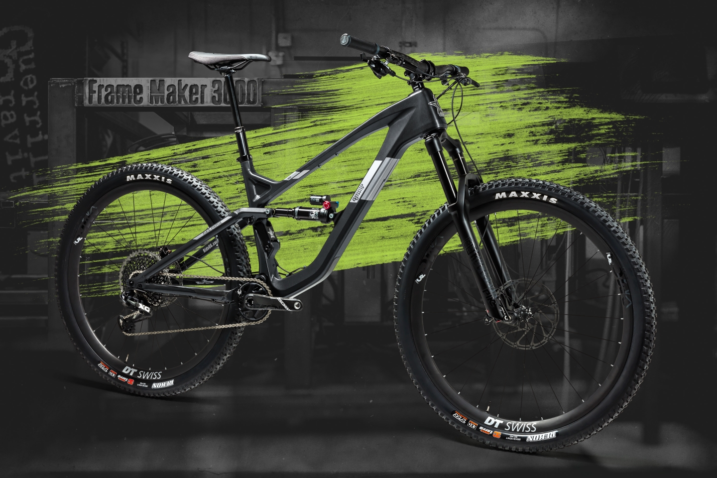 Guerrilla Gravity | Revved Carbon