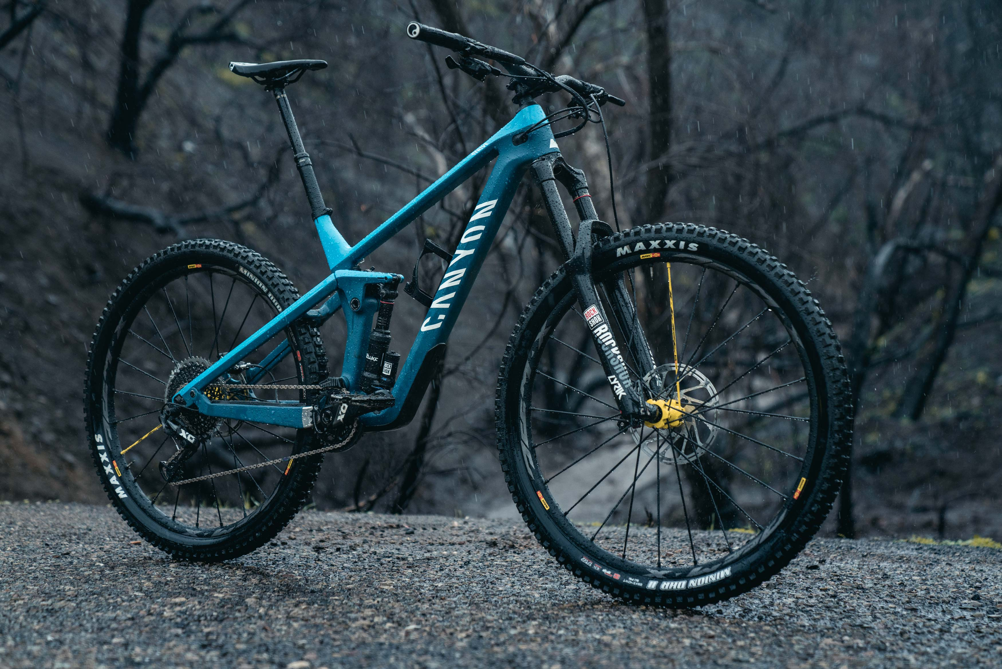 First Ride Review: Canyon Strive, Canyon Goes Long Travel 29er