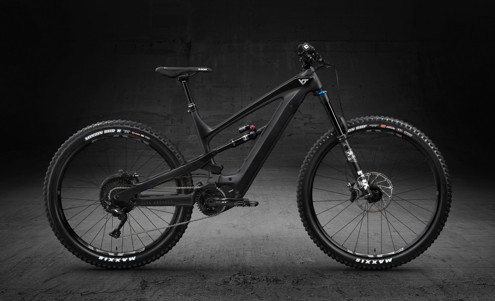 The E-MTB from YT: Decoy - The Loam Wolf