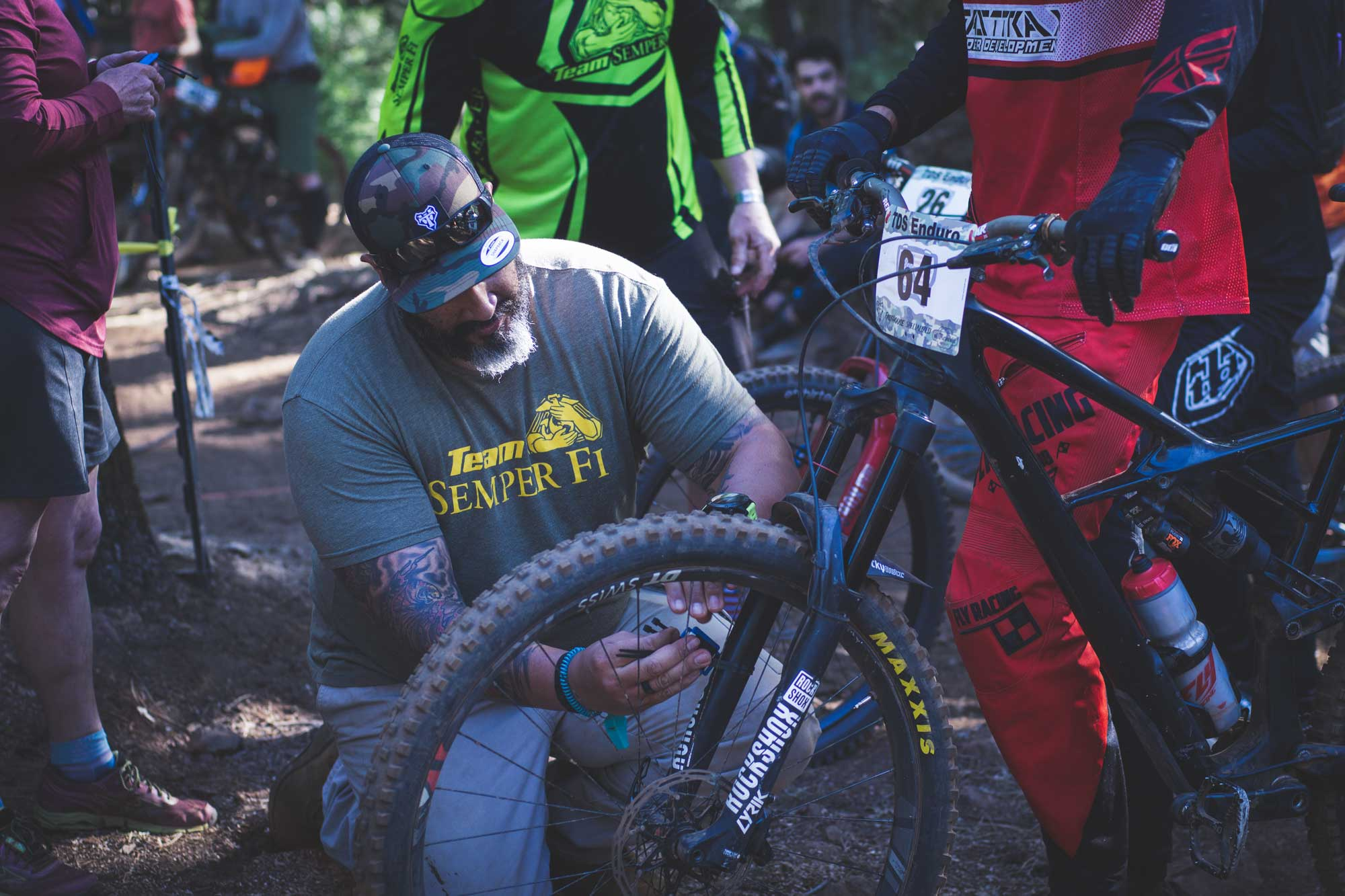 The Dirty Sanchez Enduro