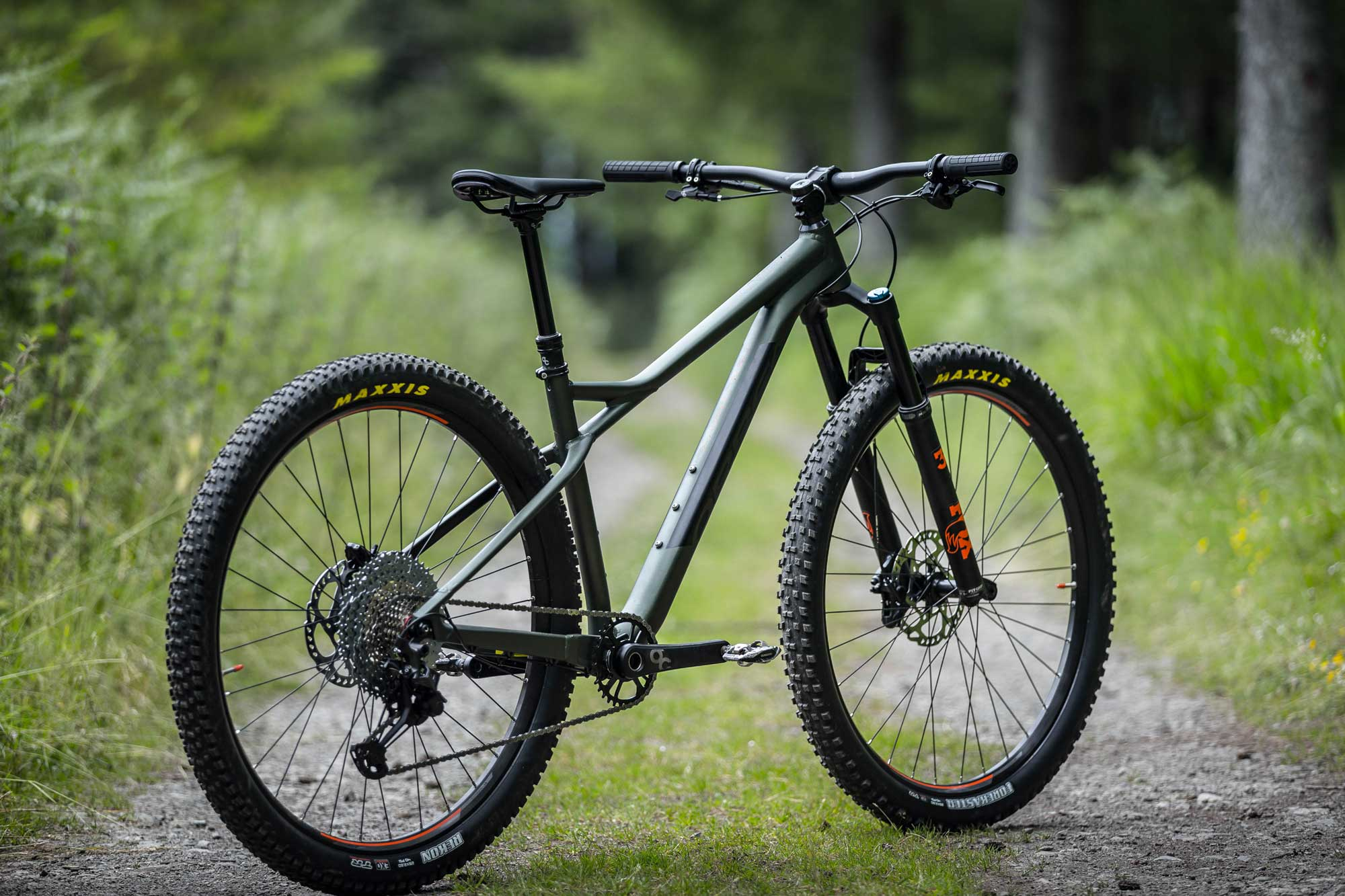 Orbea Introduces the New Master of Fun | Orbea Laufey - The