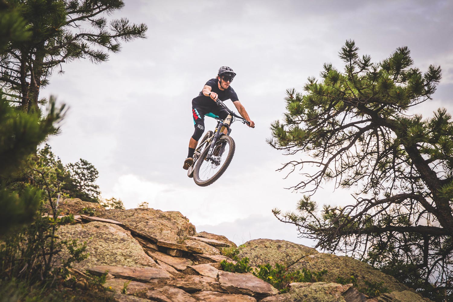 COMBA Downhill Trail - Front Range