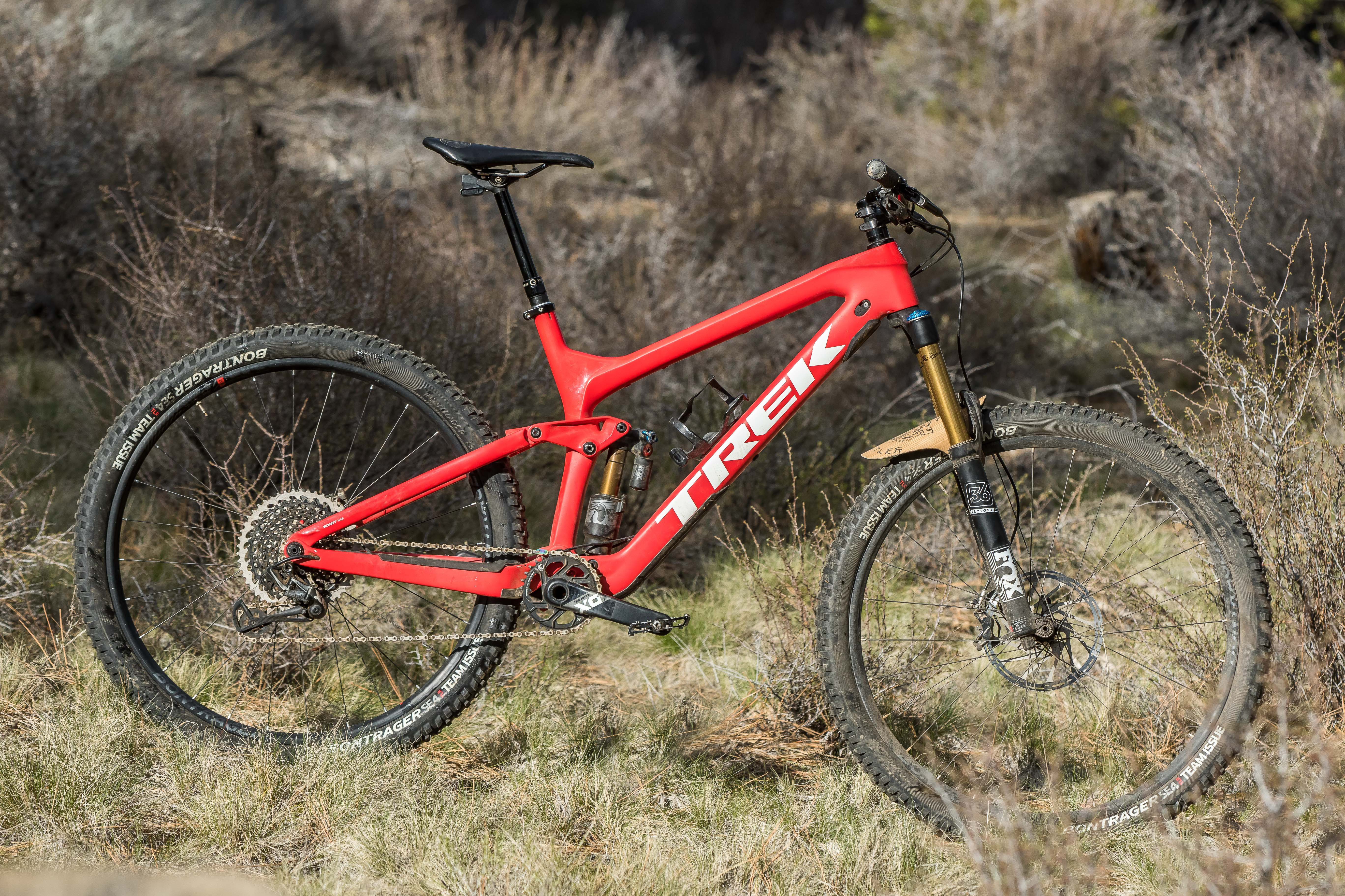 Read our long term review of one of the best 29ers  The Trek