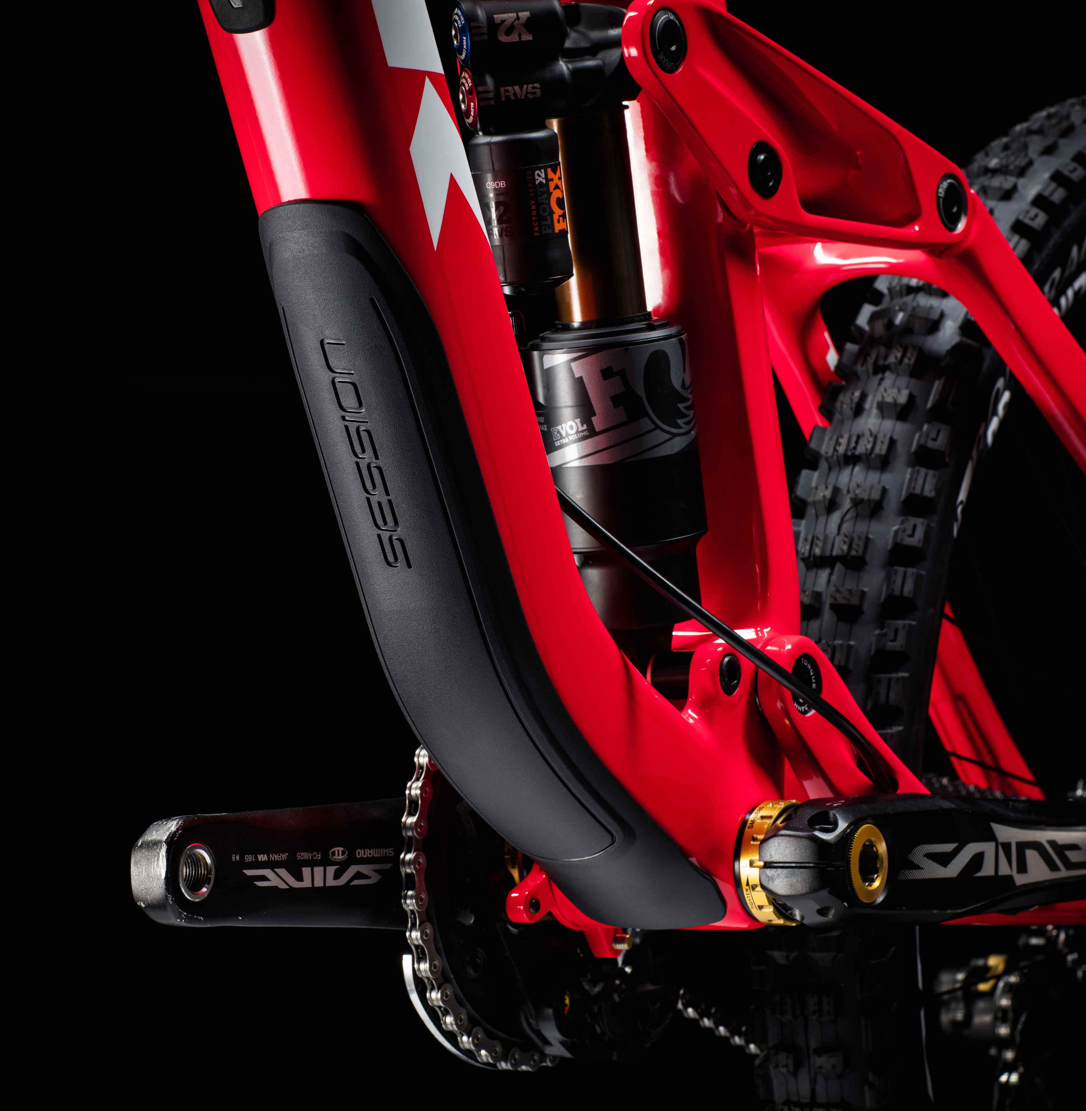 9ce7346bfb0 Trek also claims the suspension is more responsive at the beginning of the  stroke, allowing the bike to respond to smaller bumps, so it tracks the  ground ...