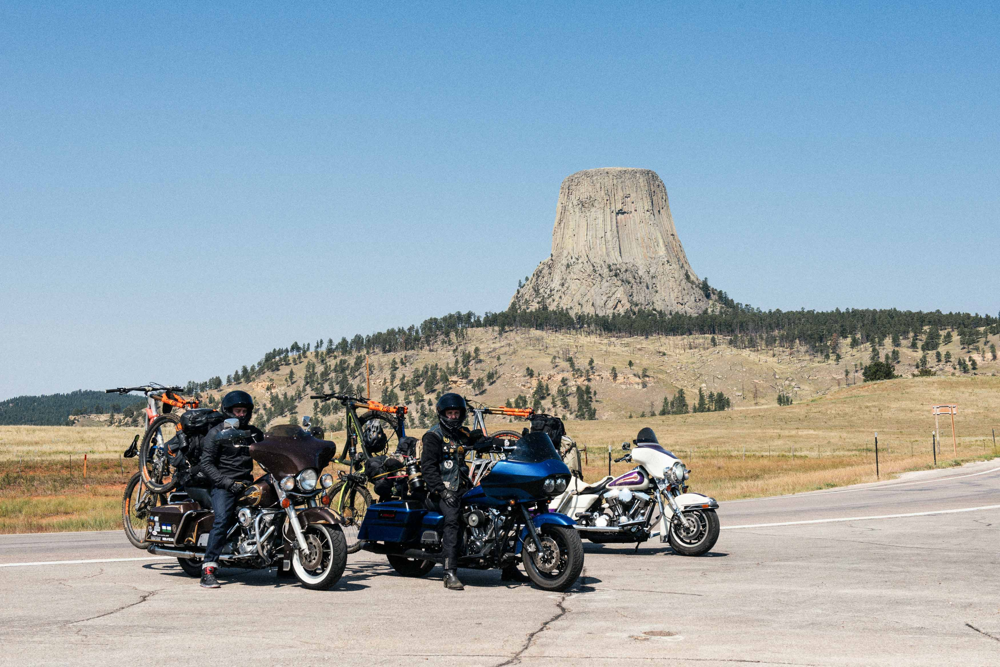 Bikes on Bikes: Roadtripping to Sturgis and Crankworx - The Loam Wolf