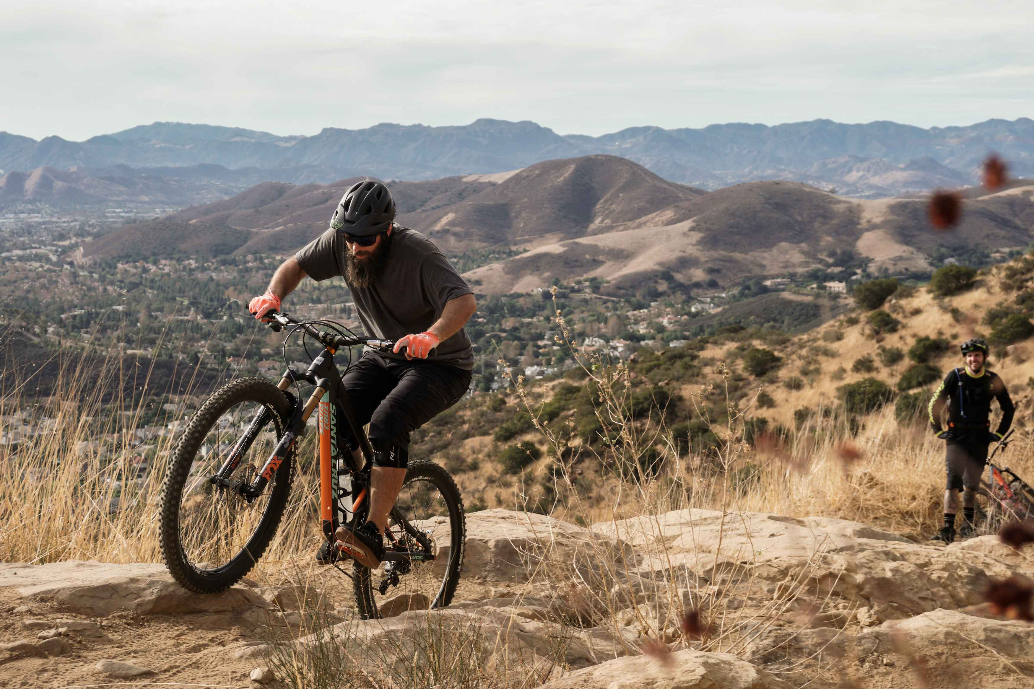 Where to ride the best mountain bike trails in Los Angeles  Check