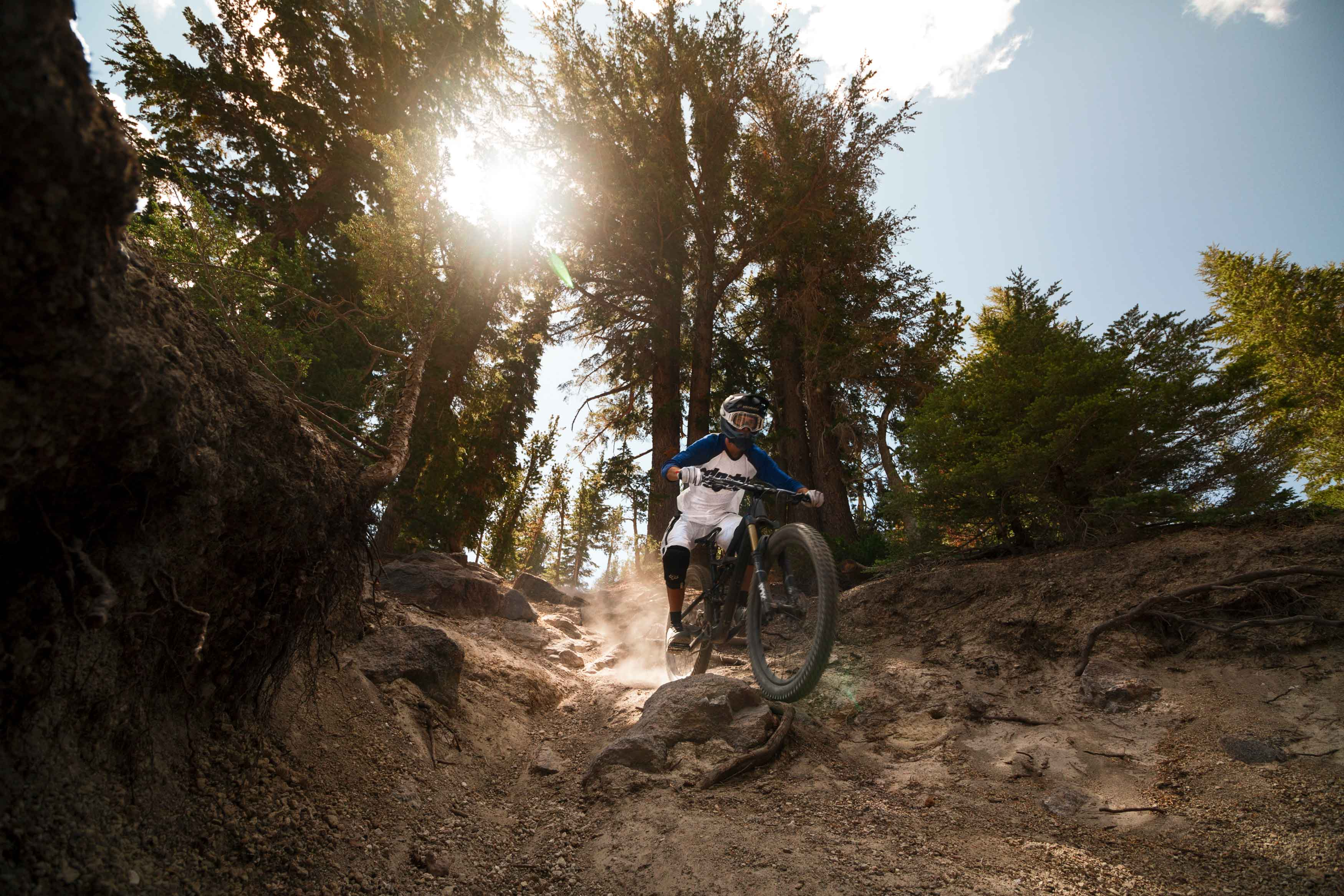 USFS: Mammoth Bike Park First in the Country to Allow E ... on mammoth mountain map, mammoth creek utah map, mammoth condo rental map, mammoth az map,