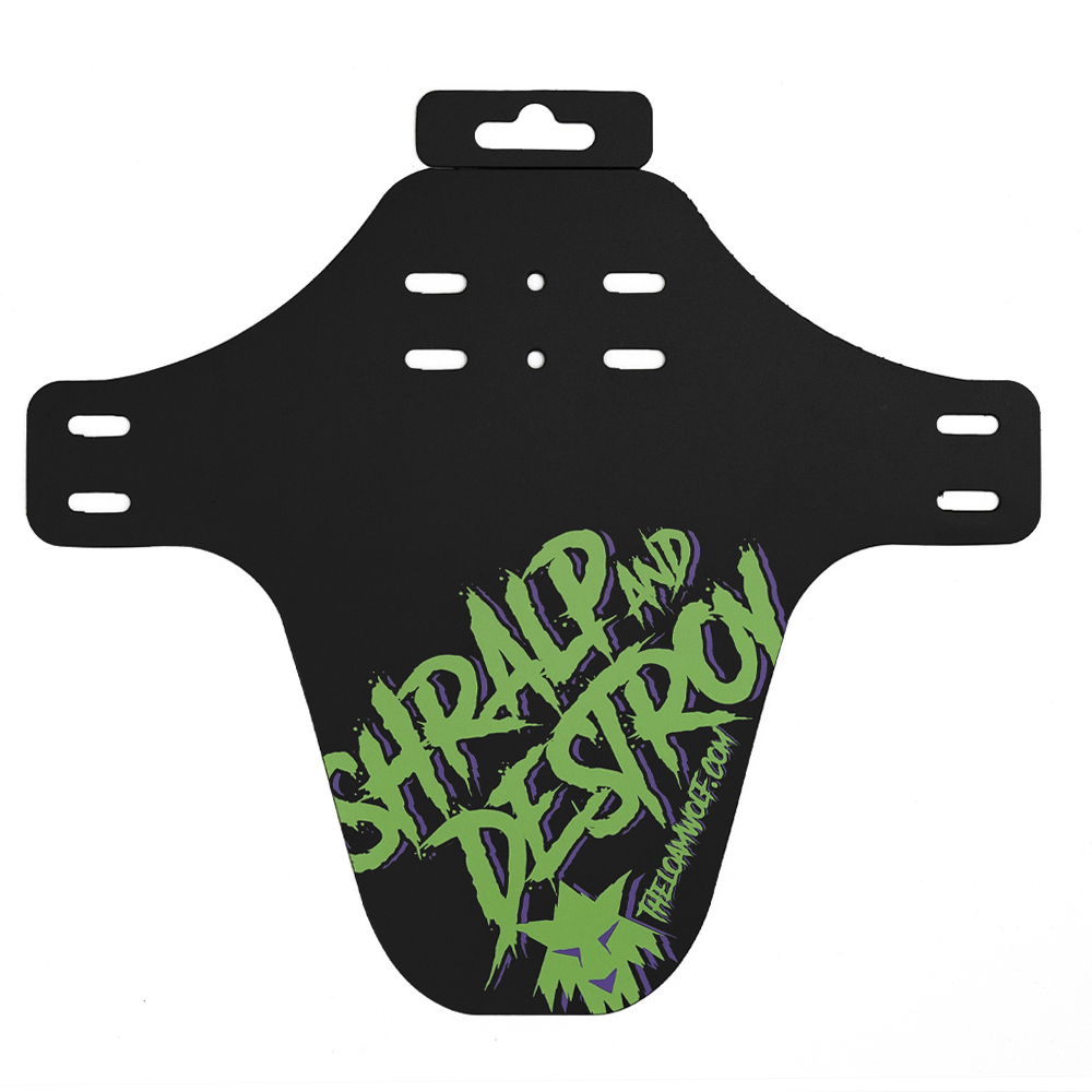 Limited Edition Shralp and Destroy Mudguards
