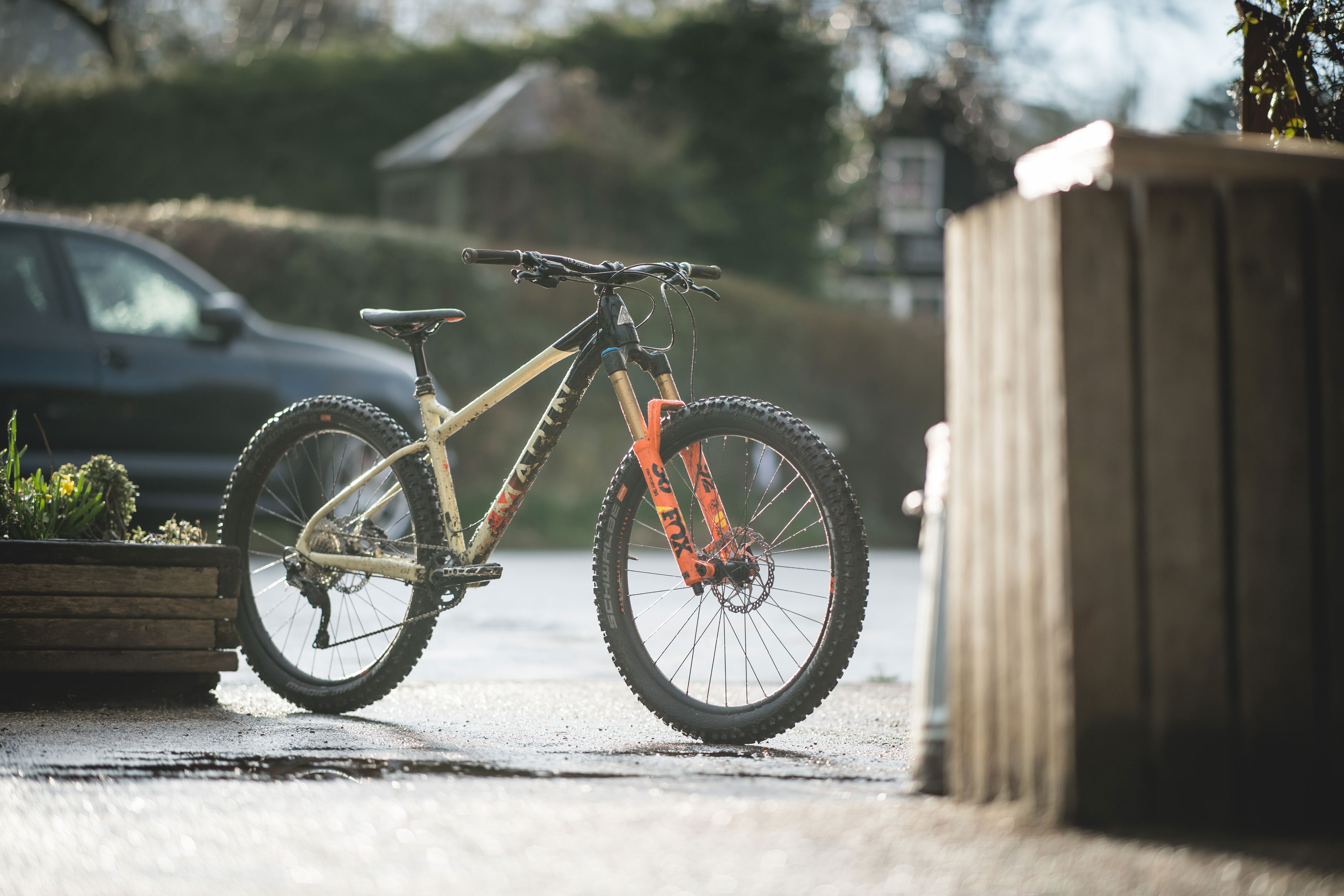 Marin Launches the San Quentin Hardtail
