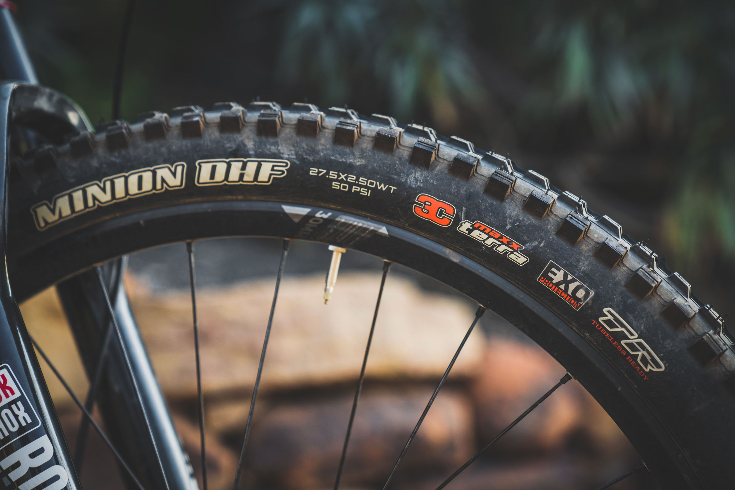 Maxxis Minion Dhf Dhr Ii Mtb Tire Review The Loam Wolf
