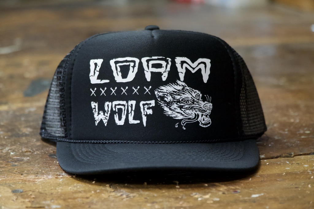 Screamin' Wolf Cap