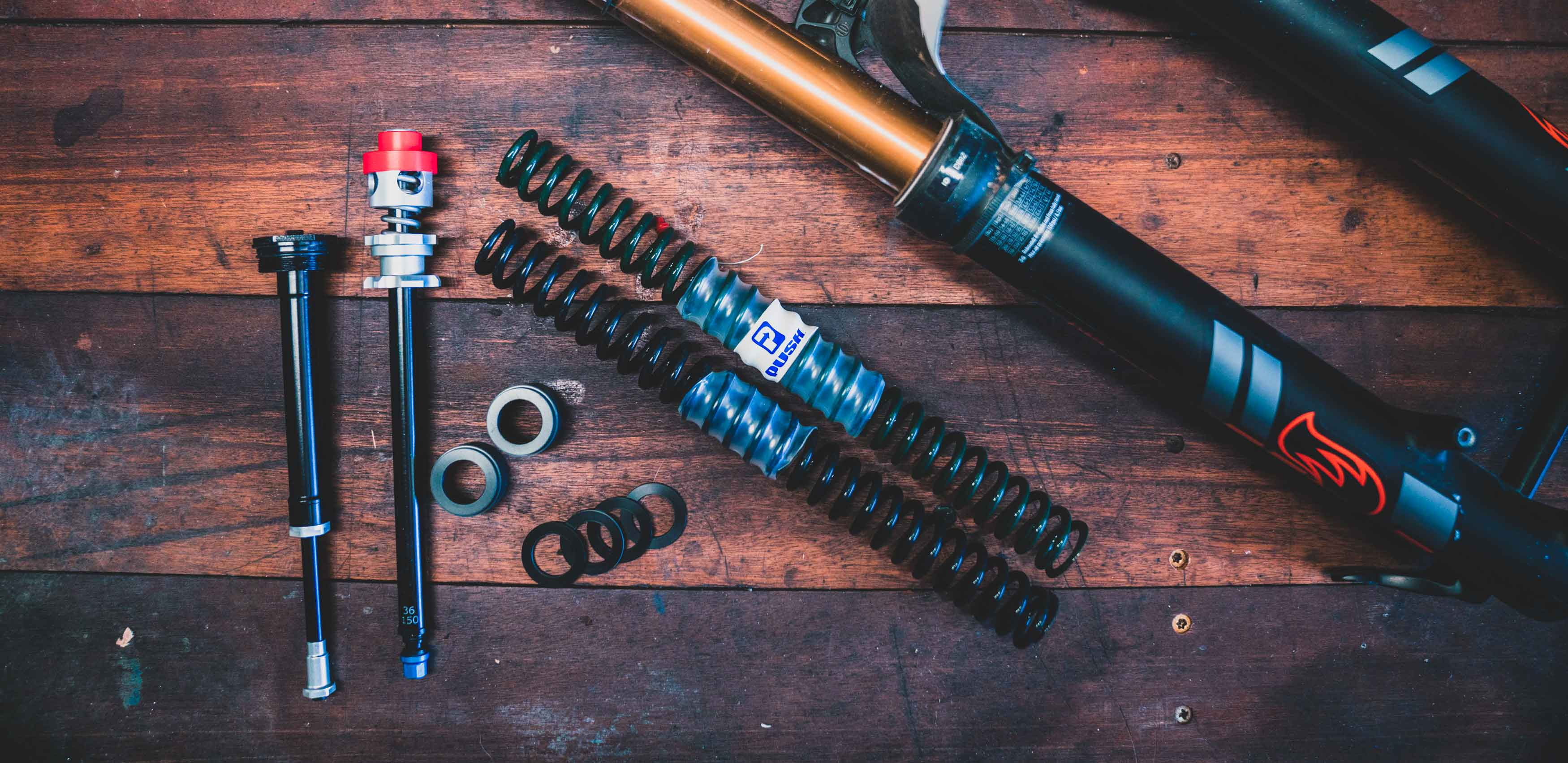 Review: PUSH ACS3 Coil Spring Conversion Kit for Fox and Rock Shox