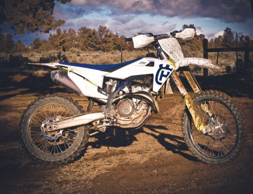 First Ride:  2019 Husqvarnas