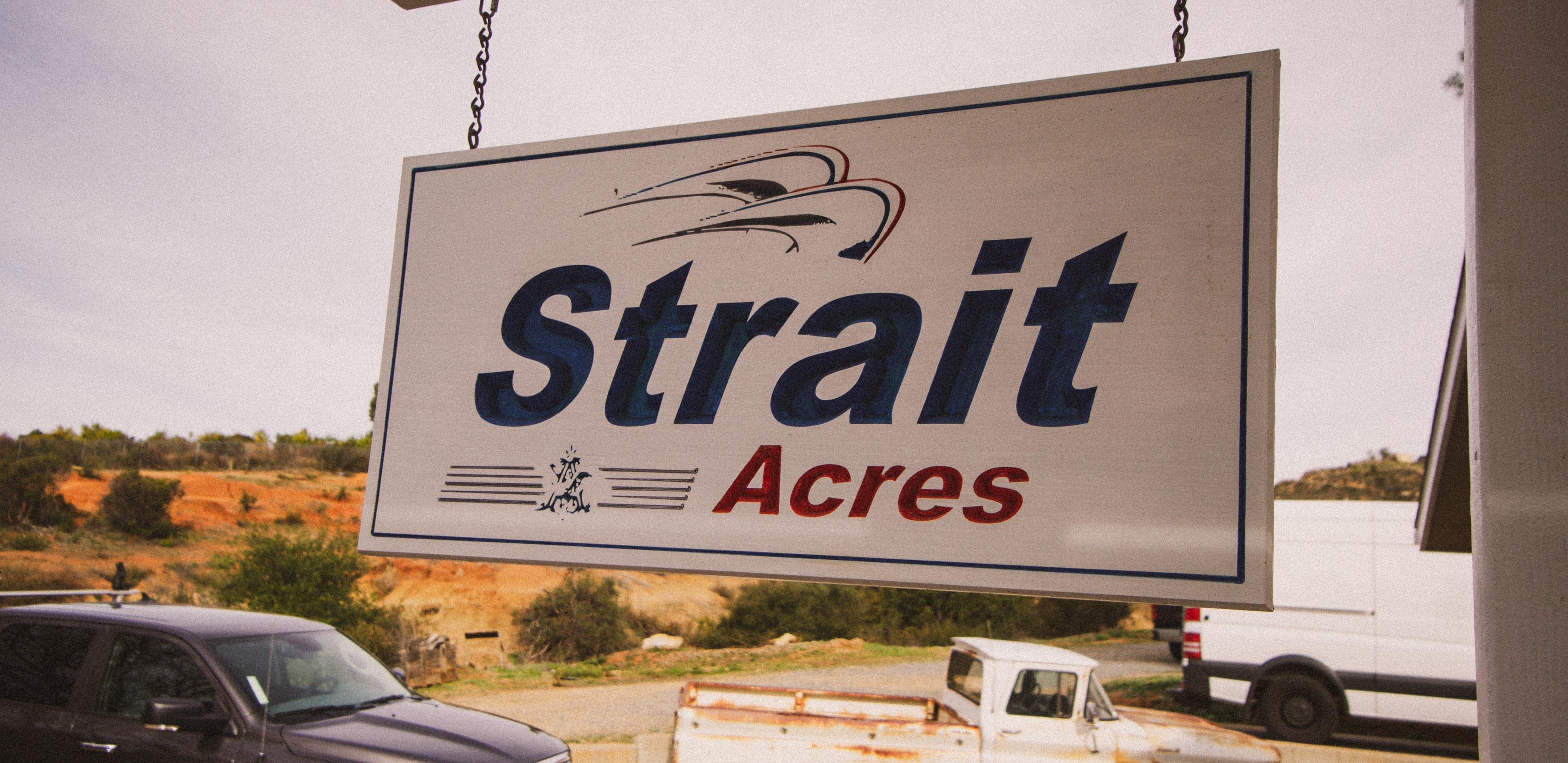 Married with Acres: The Strait's Winter Wonderland