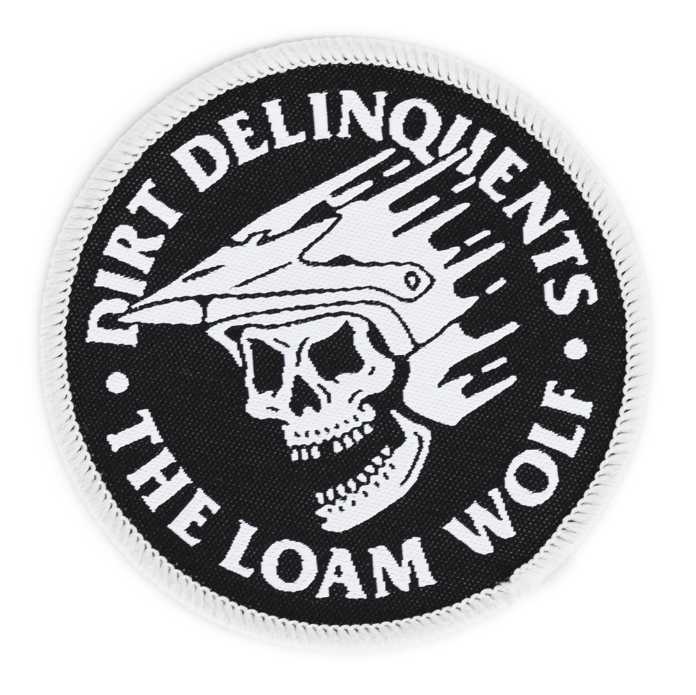 Dirt Delinquents Patch