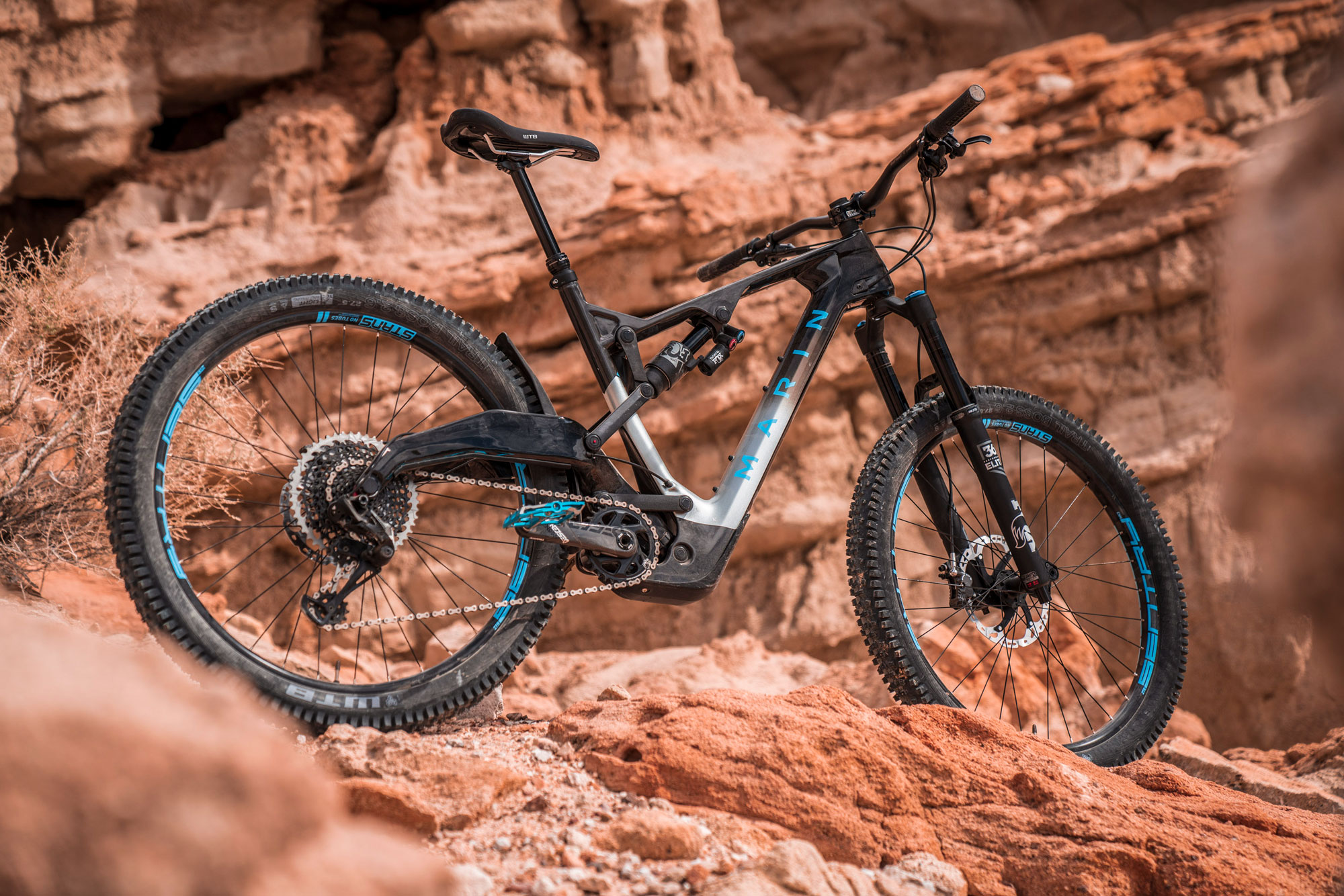 Release and First Ride <br> Marin Mount Vision 9