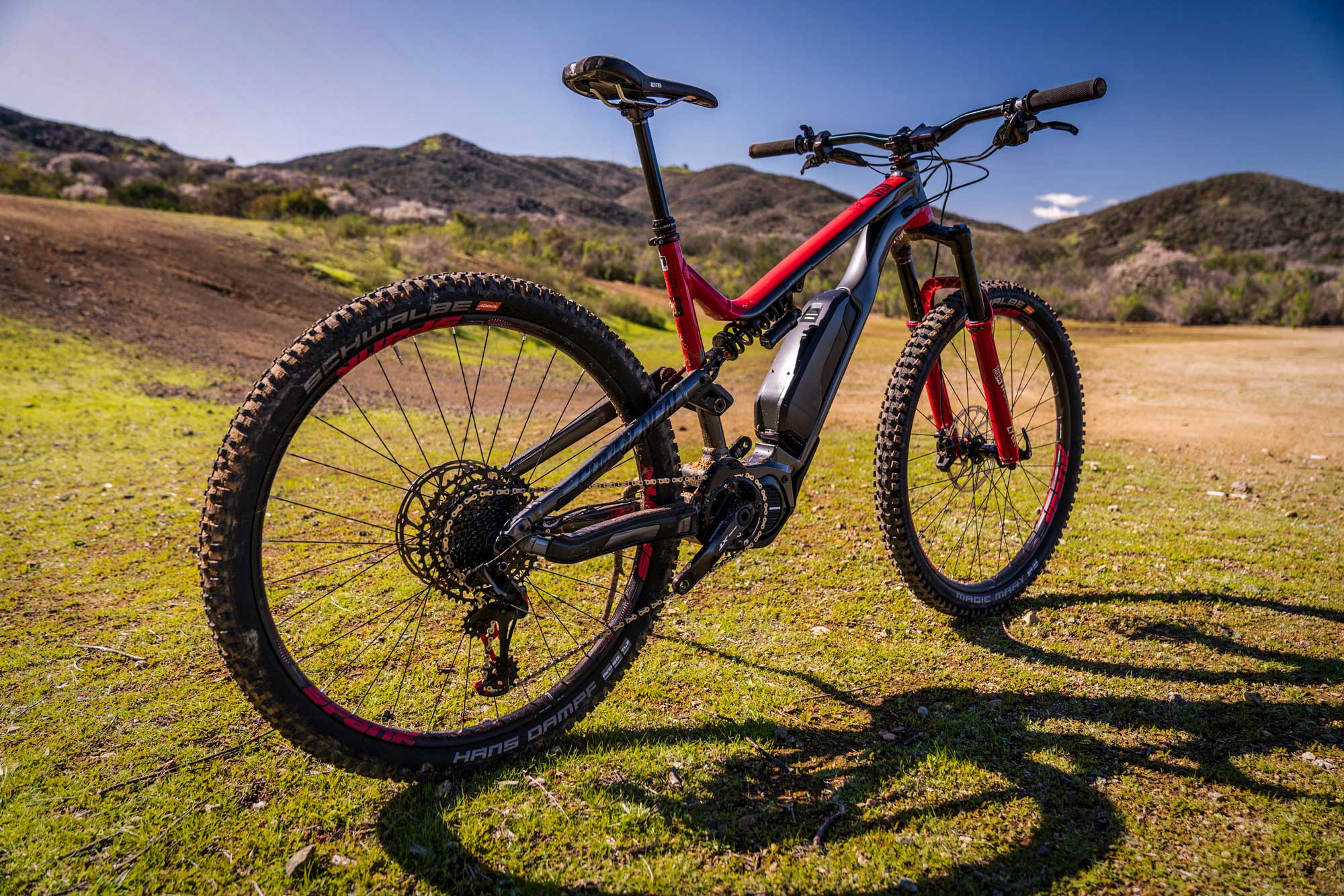 Review: <br>Commencal Meta Power 29 Race