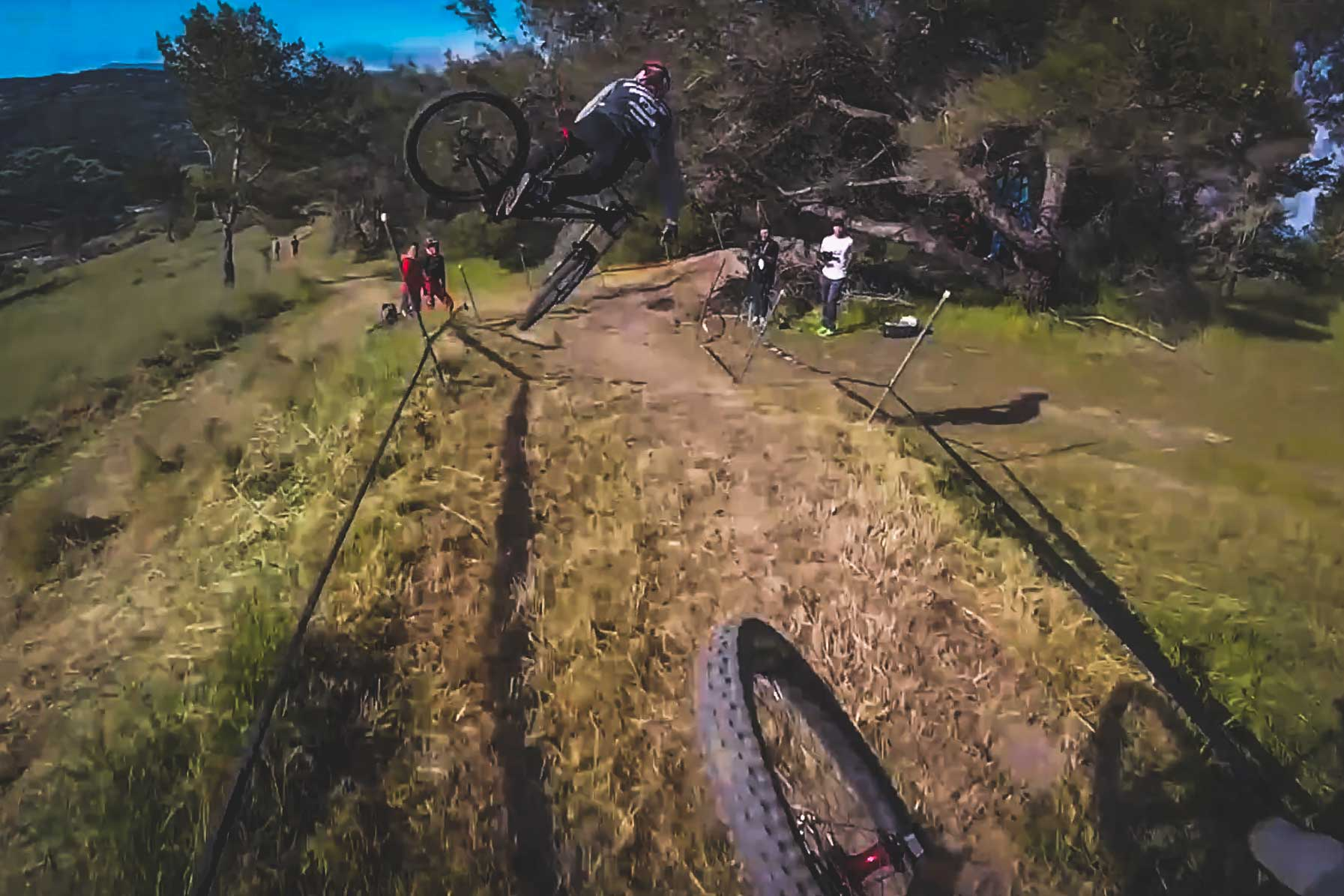 Video: <br> The Syndicate - Syndicate HQ, Sea Otter Dual Slalom + Downhill!