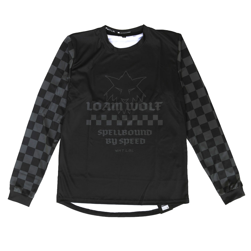 Checkered L/S Jersey