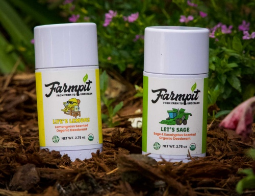 Review: Farmpit Organic Deodorant