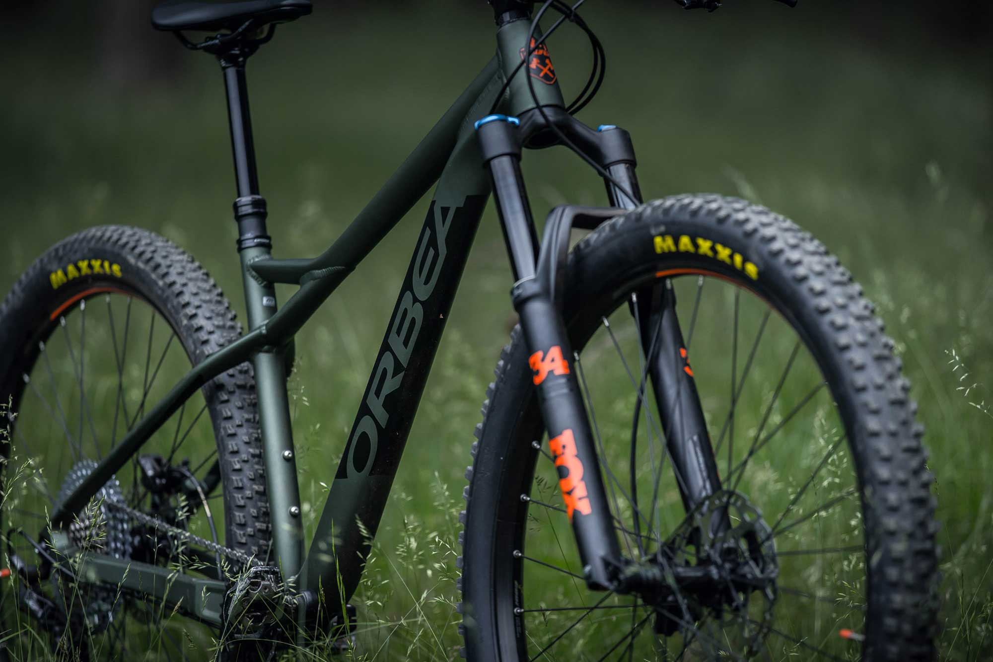 Orbea Introduces the New Master of Fun | Orbea Laufey