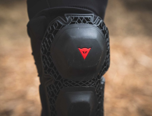 Review:  Dainese Enduro Knee Guard 2