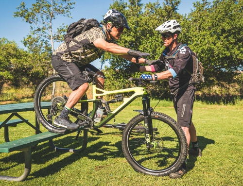 Review: Ninja MTB Clinic Experience