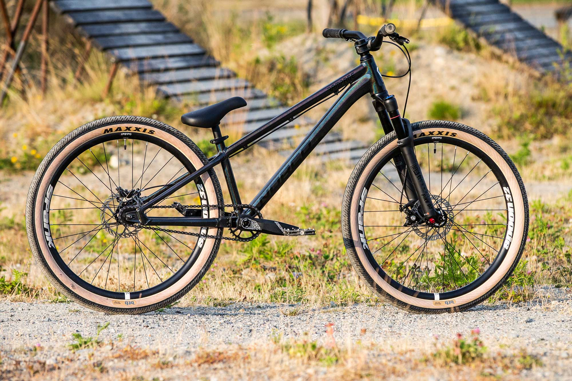 Norco Mountain Bikes >> Norco Bicycles Introduces The All New Rampage The Loam Wolf