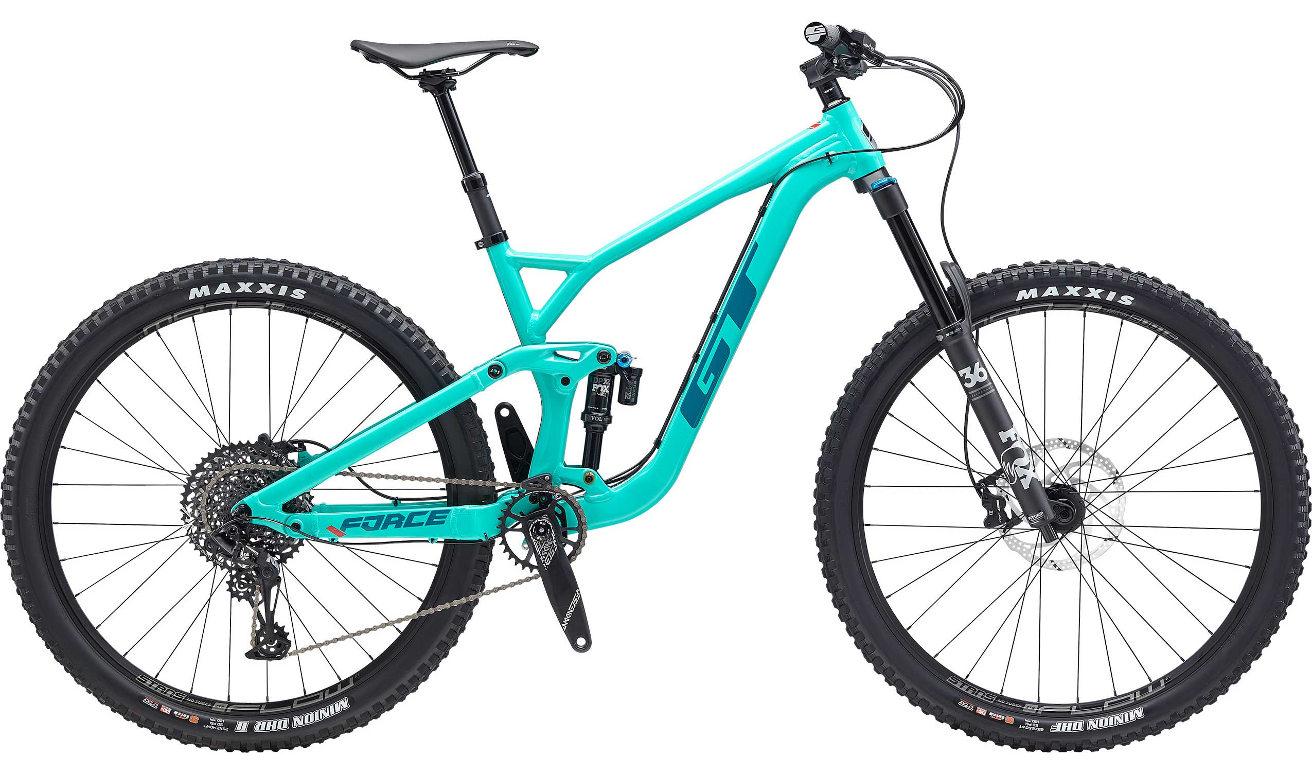 GT Bicycles Introduces the New Force 29 - The Loam Wolf