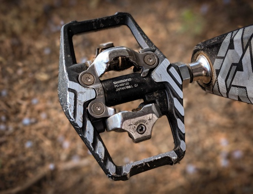 Review: Shimano XTR Trail pedal M9120