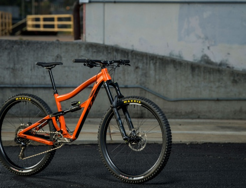 Ibis Cycles Introduces  New Ripmo AF