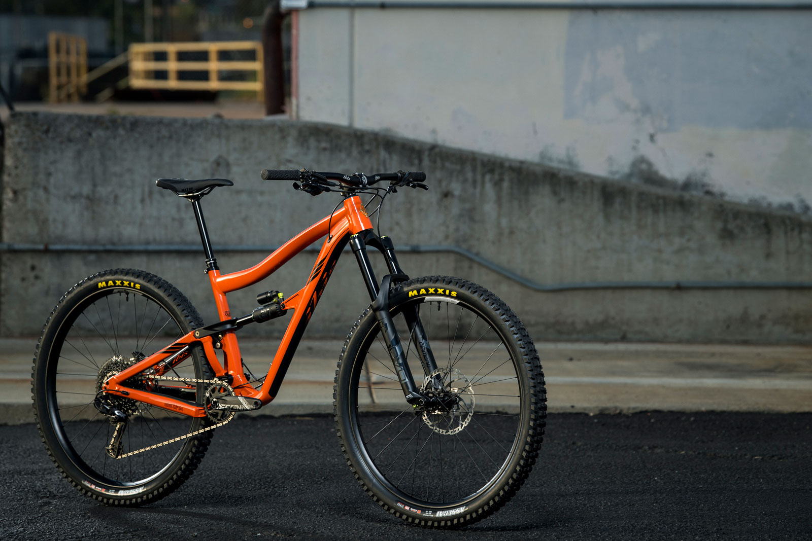 Ibis Cycles Introduces <br> New Ripmo AF