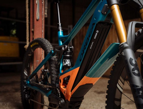 Orbea Releases the New Wild FS
