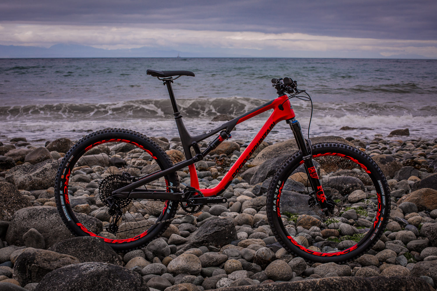 Review: <br>Rocky Mountain Thunderbolt Carbon 90