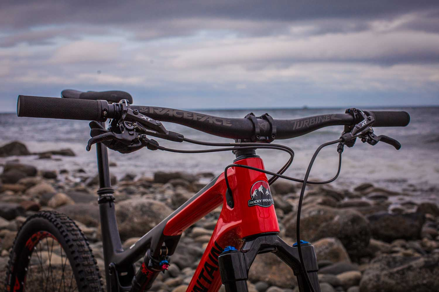 Rocky Mountain Thunderbolt Carbon 90 BC Edition Handlebars