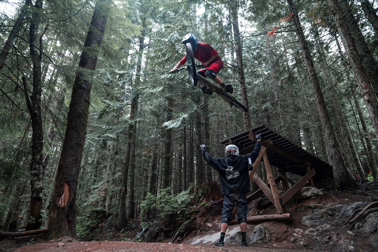 North American Bike Park Review Tour - Whistler Bike Park