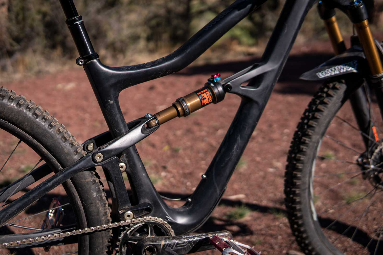 Ibis Ripley V4 suspension