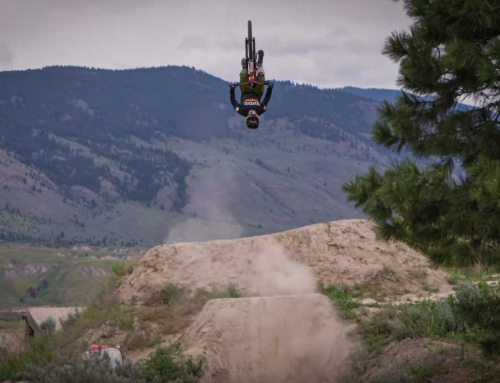 Kamloops Mountain Biking and MotoX | Watts Happening