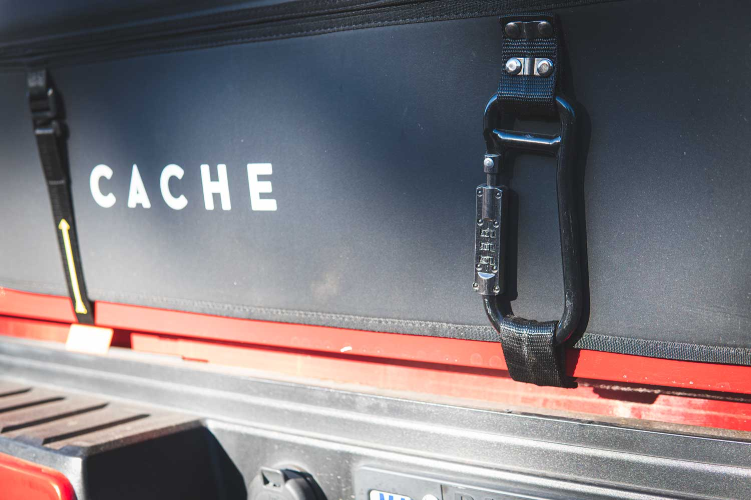 Cache Basecamp System - Modular Tailgate Pad