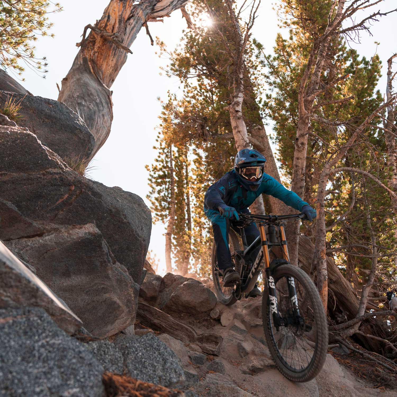 North American Bike Park Review Tour - Northstar Bike Park