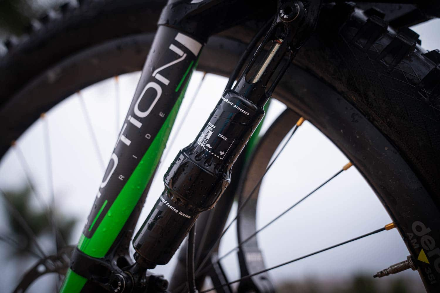 Motion E18 Linkage Fork Review