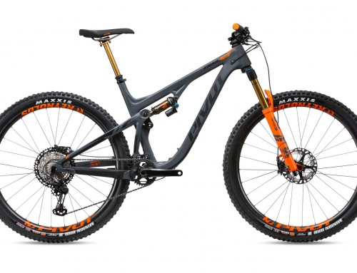 Pivot Introduces the Trail 429 Enduro Build